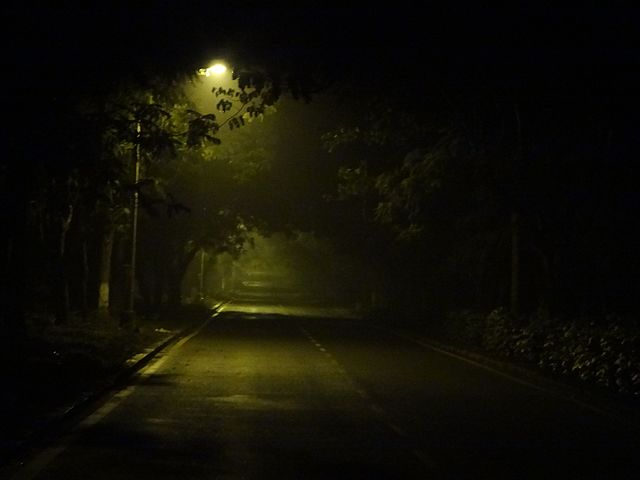 This Is Undoubtedly The Most Haunted Stretch Of Road In