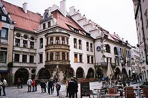 Hofbräuhaus, München