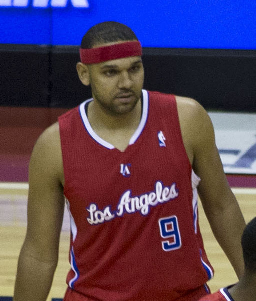 facts about jared dudley