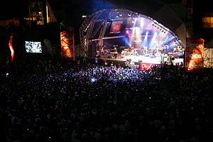 Français : Le World Creole Music Festival