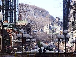 English: McGill University, Montreal, Quebec, ...