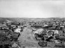 Old Pictures of Nogales Arizona