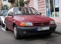 Opel Astra F  Wikipedia