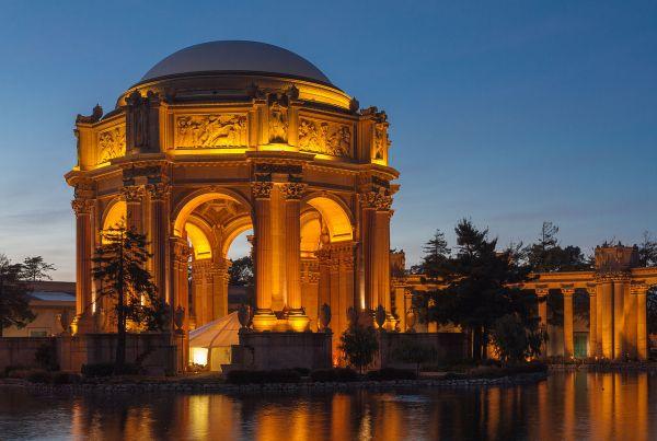 Palace Of Fine Arts Future Home San Francisco Museum