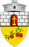 Coat of arms of Armeniș