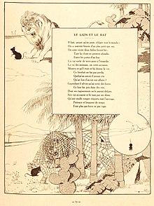 Le Lion Et Le Rat Esope : esope, Wikipédia
