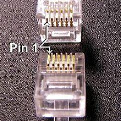 Cat 3 Wiring Diagram Rj11 Tv Circuit Board Repair Registered Jack Wikipedia Rj14 Rj25 Edit