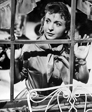 English: Publicity photo of Rosemary Prinz as ...