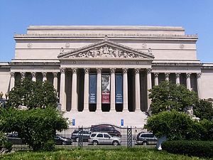 National Archives in Washington, D.C.