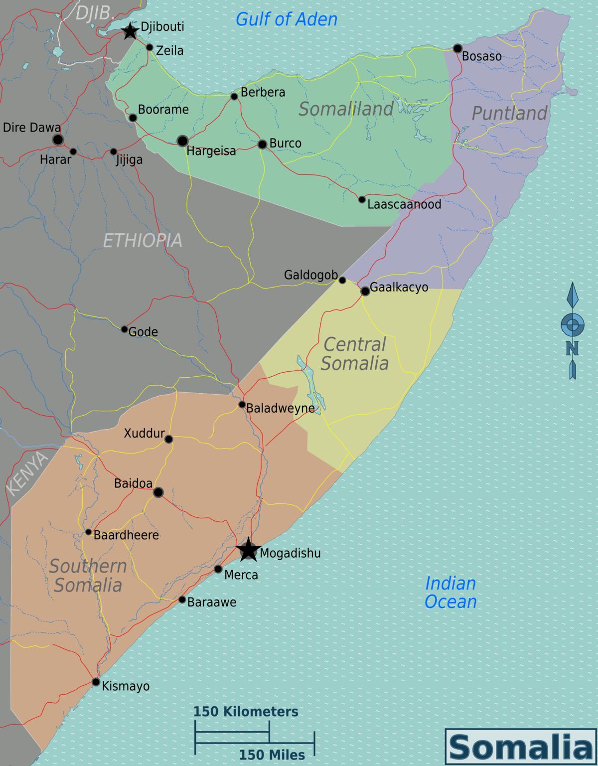 Kenya Somalia War Latest