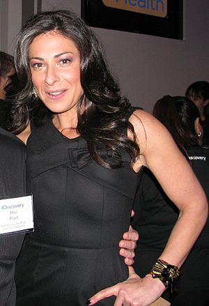 "Stacy London from ""What not to Wear""."