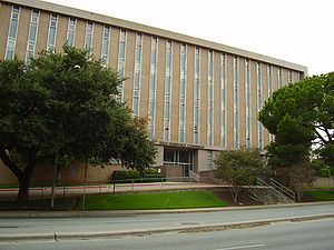 Texas Workforce Commission building