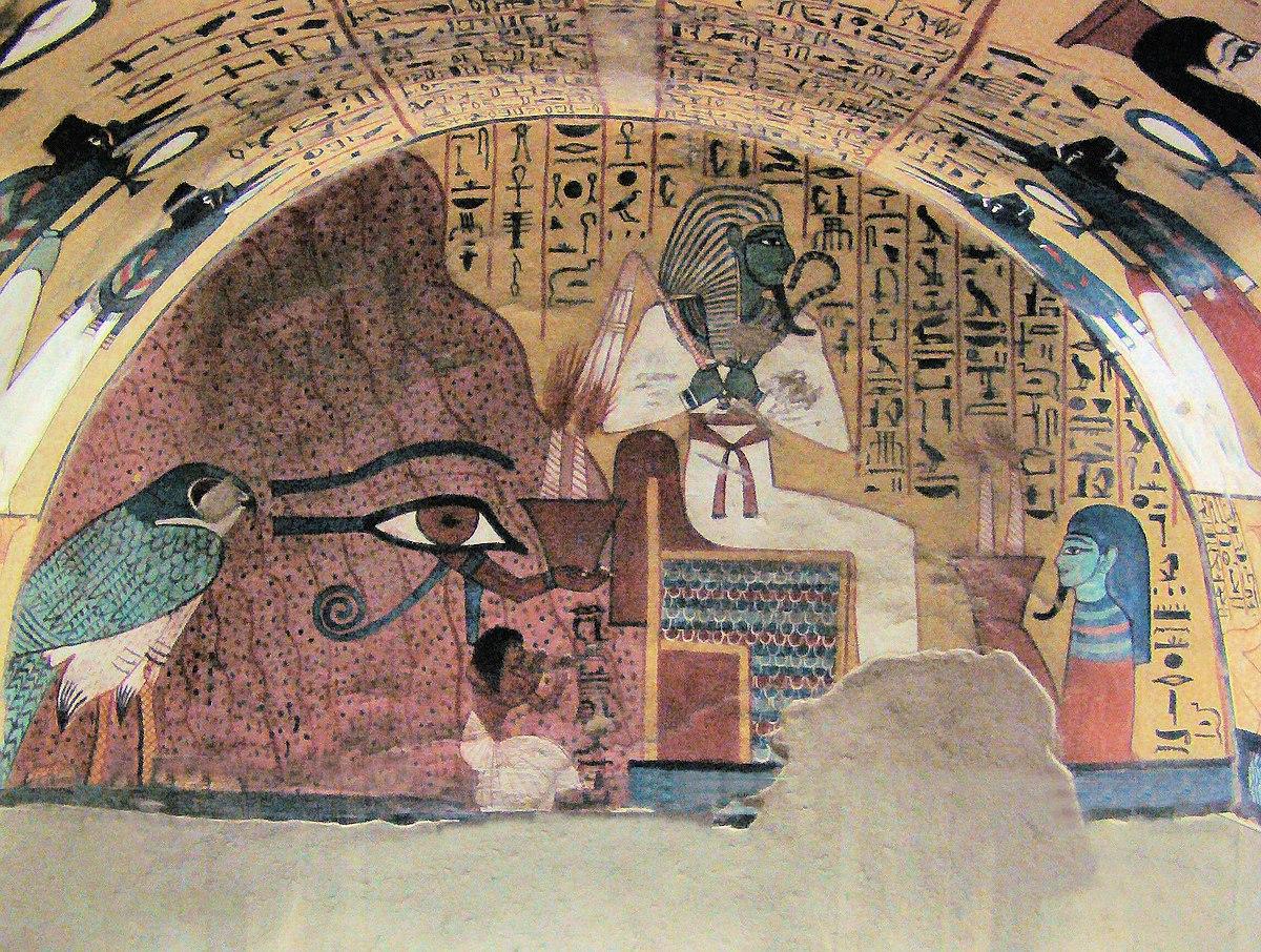 List of Theban tombs  Wikipedia