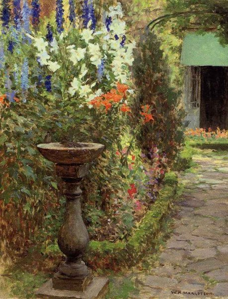 File:William Henry Margetson Gardenpath.jpg