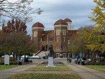 Civil Rights Park Birmingham Alabama
