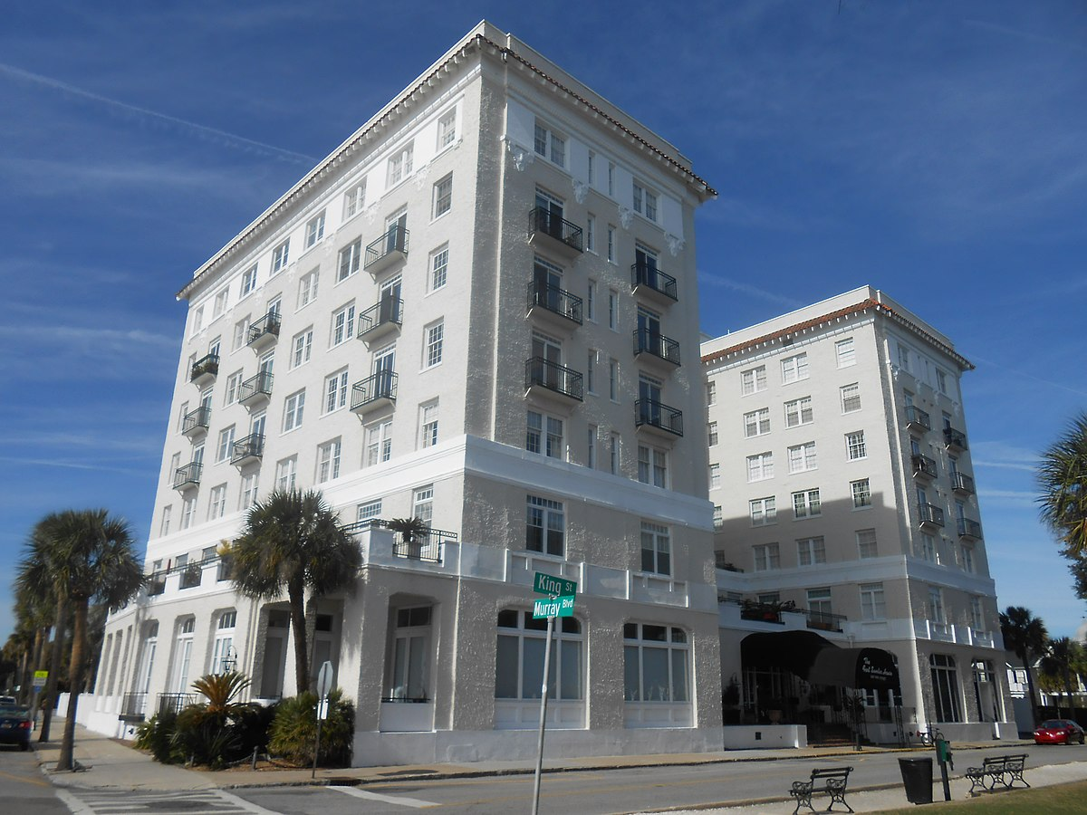 Fort Sumter Hotel  Wikipedia