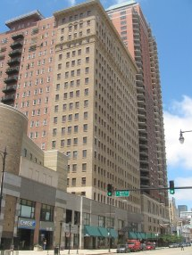 YMCA Hotel Chicago Illinois