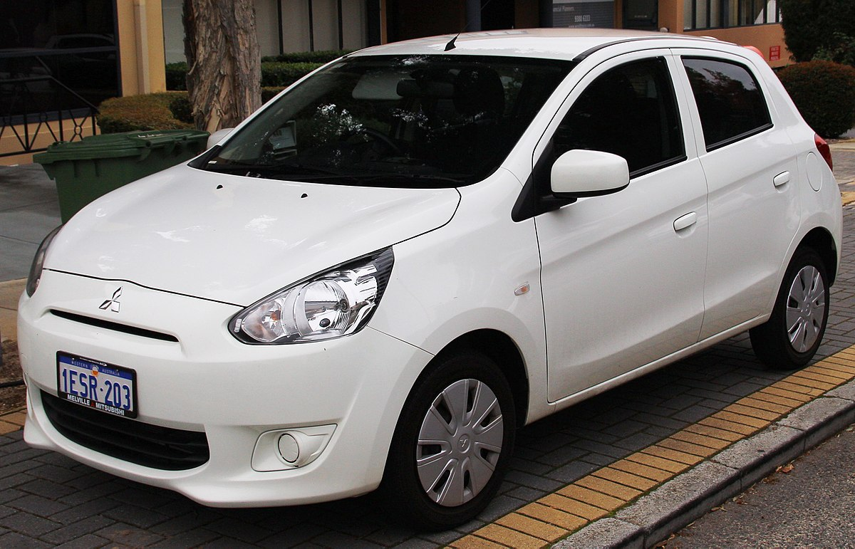 Mitsubishi Mirage  Wikipedia