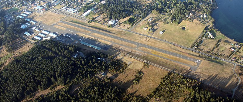 File:Aerial Friday Harbor Airport August 2009.jpg