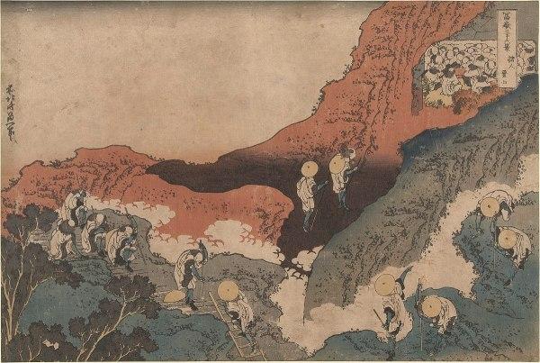 Katsushika Hokusai - Wikimedia Commons