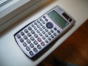 Casio fx-991ES Calculator