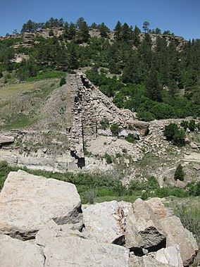Castlewood Canyon State Park  Wikipedia