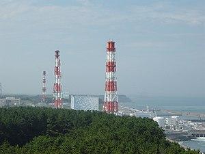 The Fukushima 1 NPP