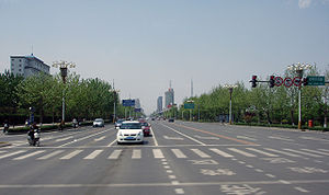 Handan City, Hebei, China