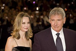 Harrison Ford et Calista Flockhart Deauville 2009