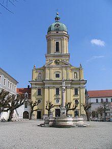 Neuburg an der Donau  Wikipedia