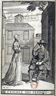 L'École des femmes (Antoine Vitez) — Wikipédia