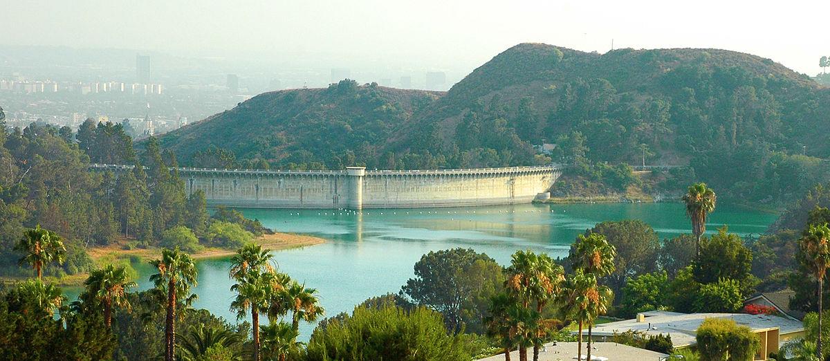 Hollywood Reservoir  Wikipedia