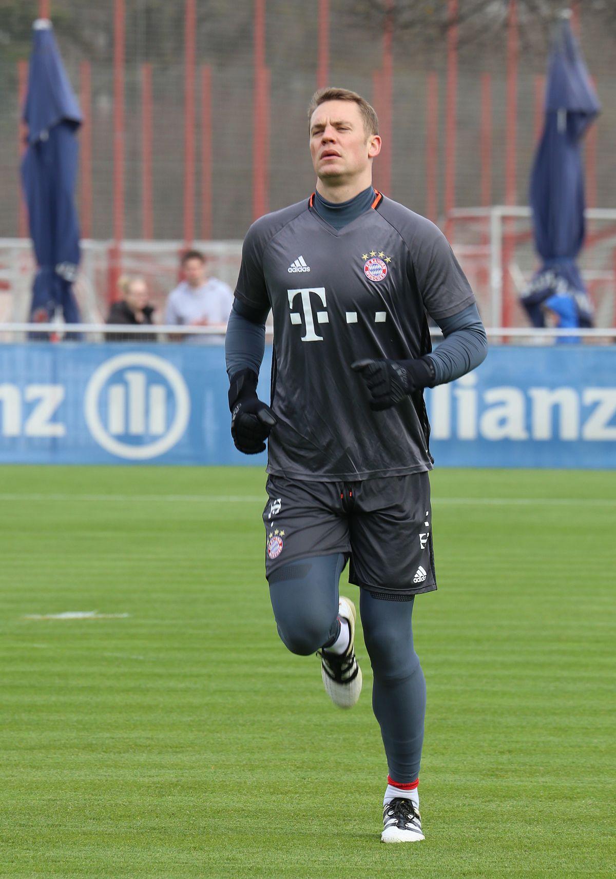 Manuel Neuer  Wikipedia
