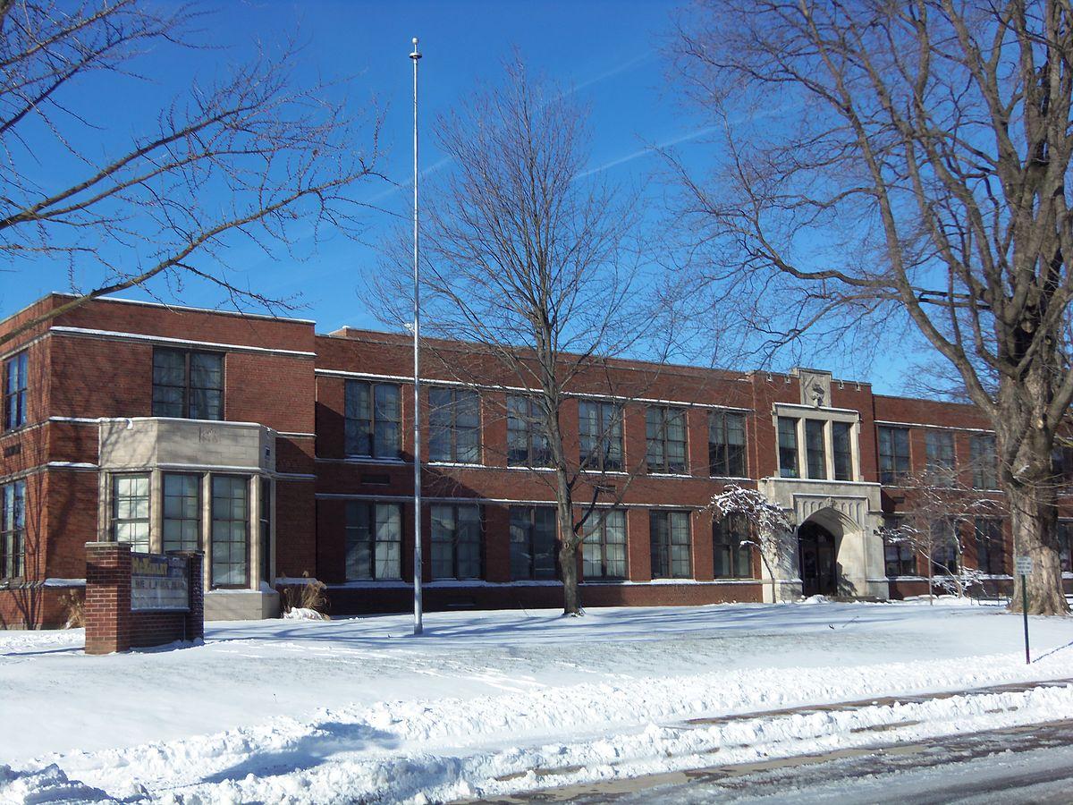McKinley Elementary School Davenport Iowa  Wikipedia