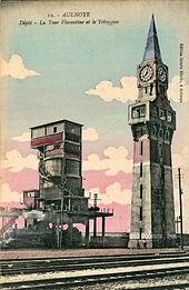 Gare dAulnoyeAymeries  Wikipdia