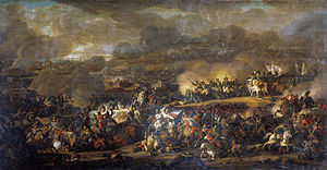 Battle of Leipzig.