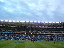 Murrayfield Stadium Wikipedia