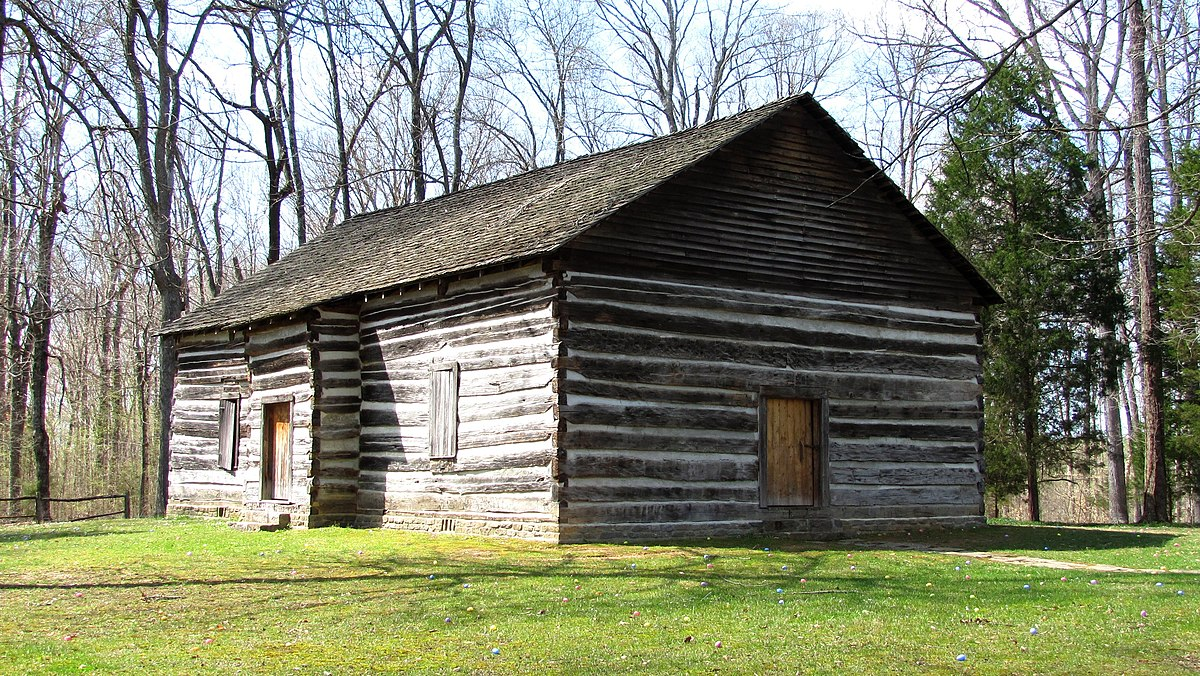 Old Mulkey Meetinghouse State Historic Site  Wikipedia