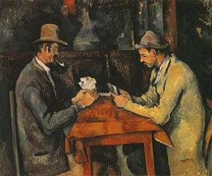 Card game, 1895