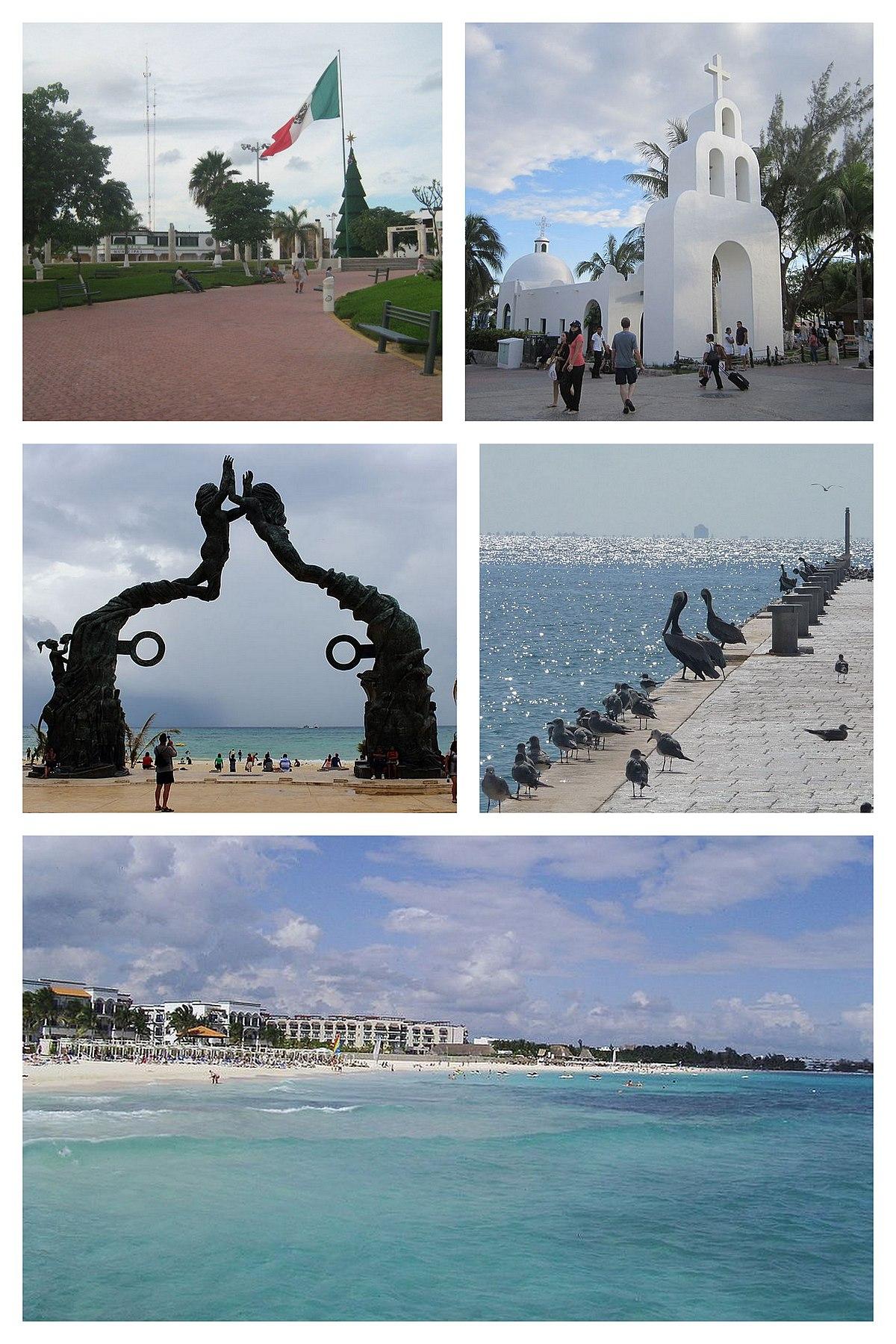 Playa del Carmen  Wikipedia la enciclopedia libre