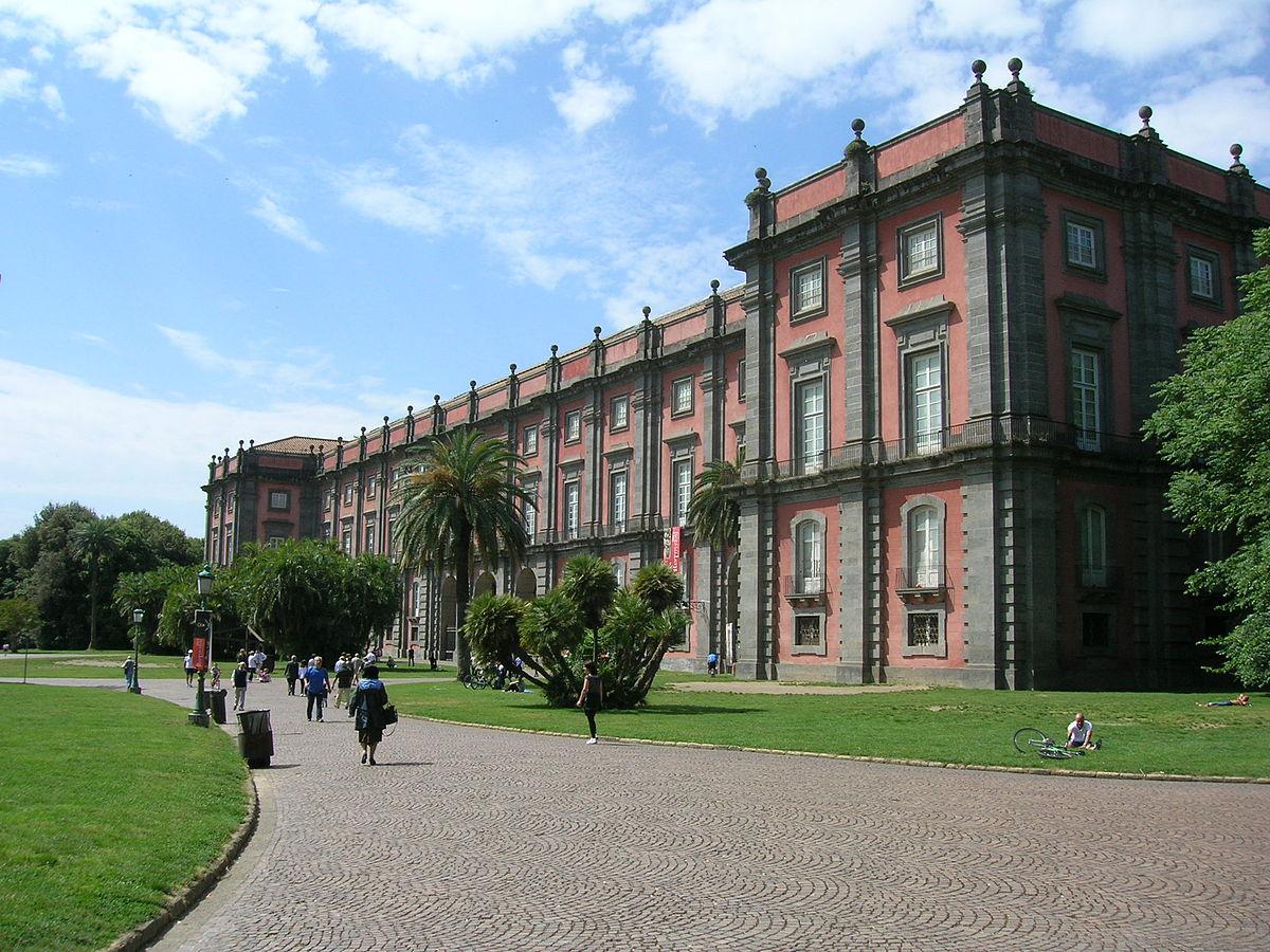 Palace Of Capodimonte Wikipedia