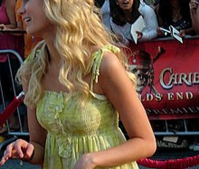 Paxton At The Pirates Of The Caribbean At Worlds End Premiere May 2007