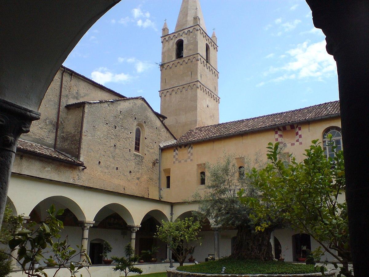 Convento di San Domenico Taggia  Wikipedia