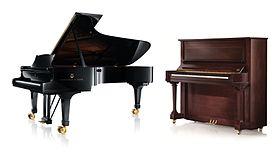 Image illustrative de l'article Piano
