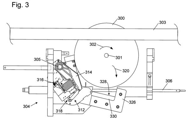 Sawstop Patent