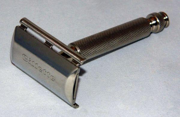 dating vintage gillette razors