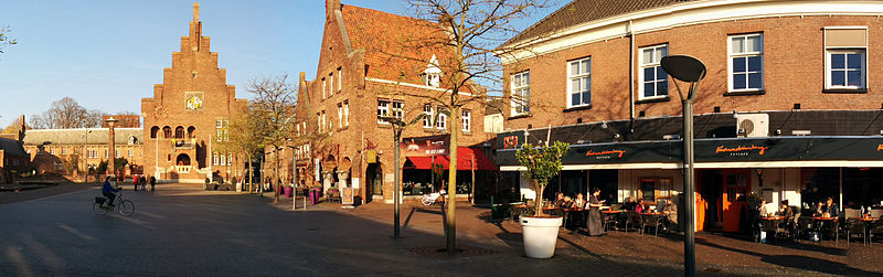 Waalwijk stad  Wikipedia