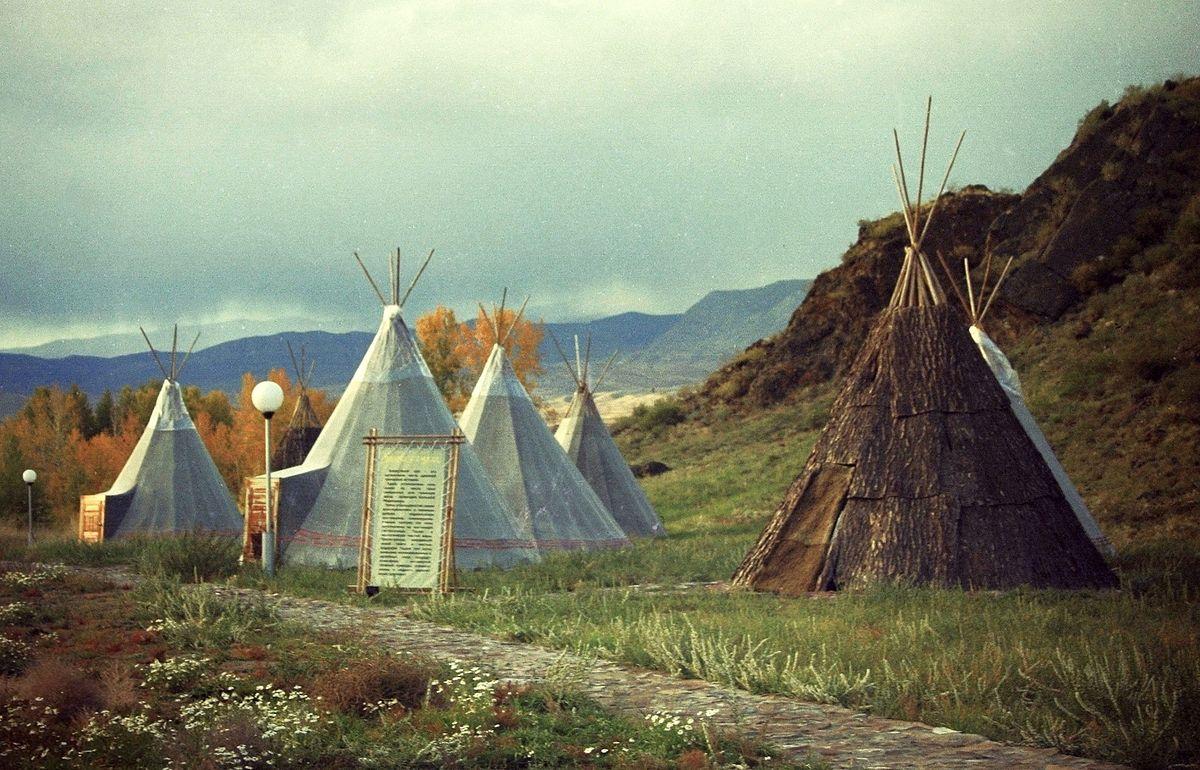 Chum tent  Wikipedia