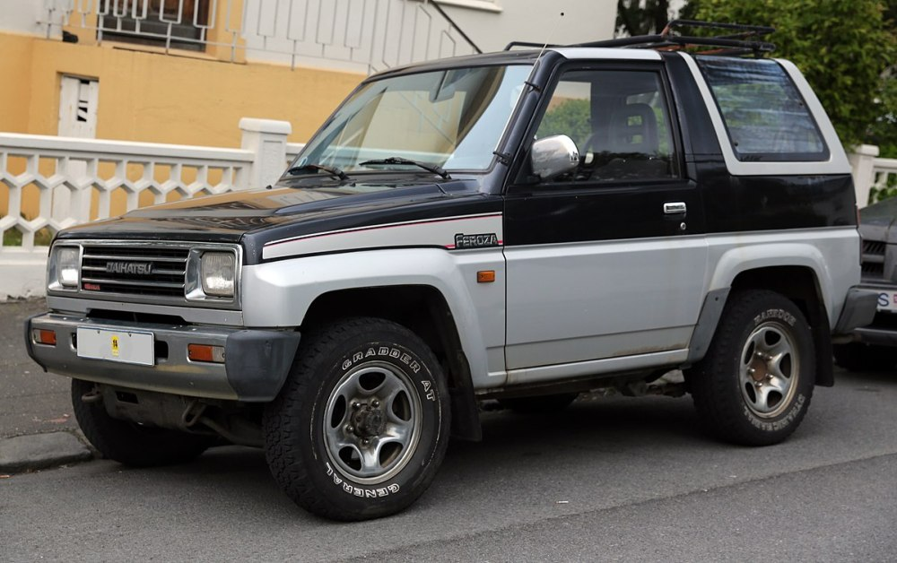 medium resolution of daihatsu rocky wikipedia