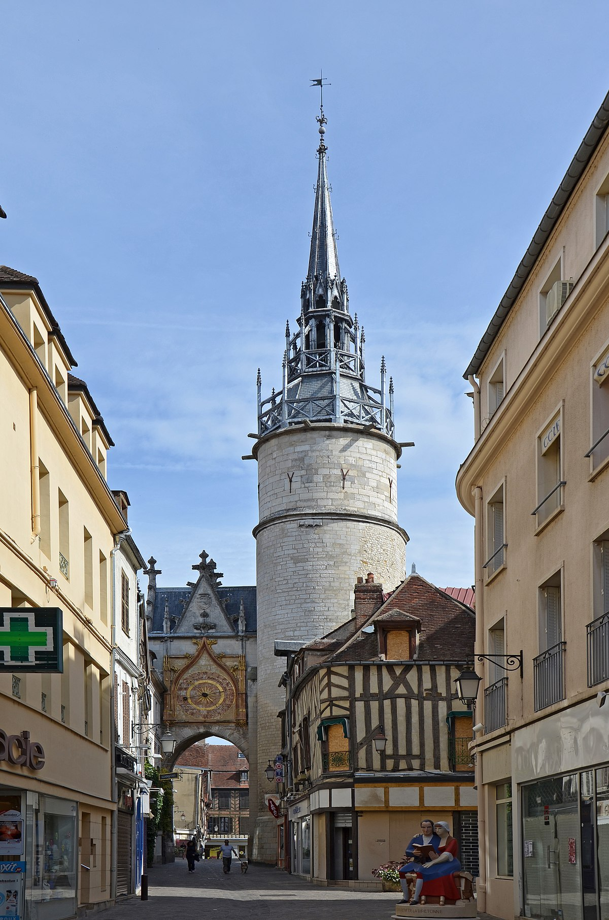 Auxerre Travel Guide At Wikivoyage